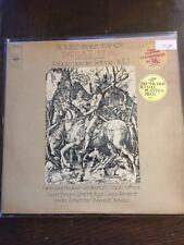 Mahler Das Klagende Lied LP Pierre Boulez (1039)