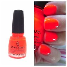 China Glaze Orange Knockout Nail Varnish! SUMMER FAVOURITE!!!