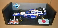 1996 DAMON HILL WILLIAMS FW18 WORLD CHAMPION 1/18