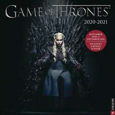 Game Of Thrones Official Calendar 2021