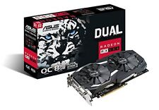 ASUS Radeon RX 580 Dual 8GB GDDR5 Grafikkarte