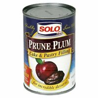Solo Prune Plum Cake and Pastry Filling, 12 oz