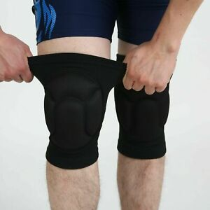 Knee Pads Support Heavy Duty Work safety Sports Safety Protector Pair