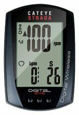 CatEye Strada Digital Double Wireless Cadence & Speed CC-RD410DW Bike Computer