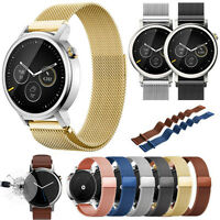 Milanese Magnetic Loop Stainless Steel Band Strap For MOTO 360 2nd Watch 42/46mm
