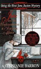 Complete Set Series - Lot of 13 Jane Austen Mysteries by Stephanie Barron Manor