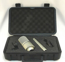 MXL 990 & 991 Recording Kit Microphone Pack W/ Case & Holders