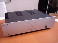 Counterpoint SA-12 hybrid tube/mosfet amp/amplifier rare silver face.
