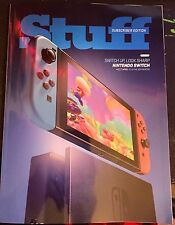 Stuff Magazine - Subscribers Edition: Nintendo Switch -  Issue April 2017 - BN!!