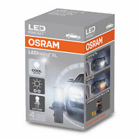 Osram P13W (3828CW) LED SL Cool White 6000K Bulb for DRL Daytime Running Lights