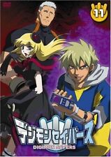 DIGIMON SAVERS 11-JAPAN DVD G35