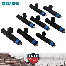 8 x Siemens Deka 80lb 850cc Fuel Injector suit V8 VN VP VR VS Holden Commodore