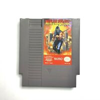 Ninja Gaiden (Nintendo Entertainment System, 1989) NES Authentic & Tested
