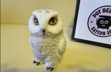Harmony Kingdom / Ball Pot Bellys / Belly 'Snowy' White Owl #Pbzow3 New In Box