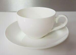 Villeroy & Boch Royal Bone China Kaffeetasse mit Henkel und Untertasse