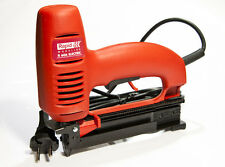Rapid  R606  Elektrotacker  für Klammern Typ 606   12-26mm  incl. 4400 Klammern