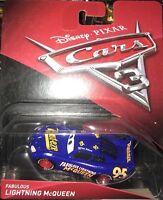 Disney Pixar Cars 3 Fabulous Lightning McQueen #95