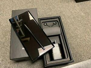 OB Samsung Galaxy Note 10+ Plus 512GB Aura Black Factory Unlocked SM-N975U