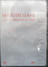 Marvin Gaye - LIVE IN MONTREUX 1980 DVD + CD - Brand New
