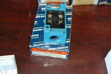 Micro Switch, Mpb10 Base Lot of 3 New in Box