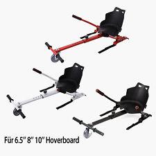 Sitzscooter Hoverkart Hoverseat hooverboard Sitz Kinder Balance E Scooter 6