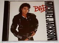 MICHAEL JACKSON BAD CD STILL SEALED!