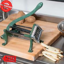"1/2"" Commercial Potato French Fry Chopper Slicer Cutter Wedge Restaurant Dicer"
