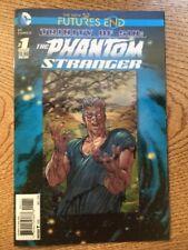 Trinity Of Sin: The Phantom Stranger- Futures End #1 (DC, 2014) 3-D Lenticular