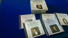 BEETHOVEN SYMPHONIES NO. 1-9 5 COMPACT DISC BOX-SET 1989