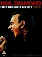 Neil Diamond Hot August Night / Nyc (2014) DVD Neuf / Scellé