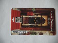 TÉLÉCARTE PUBLIQUE CABINE TELEPHONIQUE DE STARMILLIONNAIRE  1997