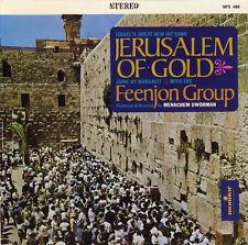 Margalit Ankory - Jerusalem of Gold [New CD]