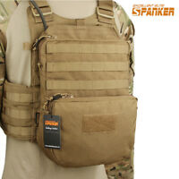 Tactical Molle Bag Climbing Pouch Outdoor Hiking Pack for Hydration System Vest