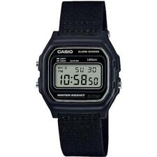 Casio Digital Chronograph Cloth Strap Watch W-59b-1avef Now