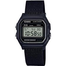 Casio Digital Chronograph Cloth Strap Watch W-59b-1avef Now