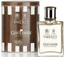 Yardley London Citrus And Wood Eau de Toilette For Men, 50ml Free Ship.