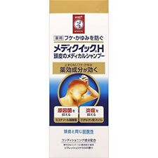 Rohto MediQuik H Scalp medical shampoo 200ml From Japan