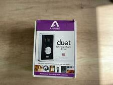 Apogee Duet 2 USB  Interface