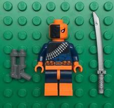 Lego Deathstroke Minifig Lot: Batman Figure 76034