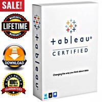Tableau Desktop Pro Edition 2020 ✔️ Lifetime Activation ✔️ 5s DELIVERY ✔️