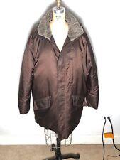 Ermenegildo Zegna Microtene Down Winter Hooded Jacket Parka XL Insulated Italy