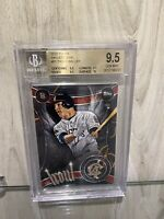 Project 2020 Topps Mike Trout 2011 Update Rookie Ben Baller RC Card 51 BGS 9.5🔥
