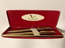 Centennial Gold Retractable Pen & Mechanical Pencil