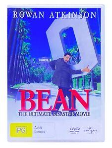 BEAN - The Ultimate Disaster Movie: Rowan Atkinson - DVD - PAL Region 2 & 4