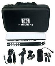 NANGUANG SET: SET Dimmbare Bi-Color LED Videoleuchte CN-T80C Kamera-Leuchte