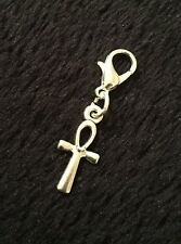 Ankh Charm Egyptian Clip Bracelet Purse Zip Egypt Rah Love Key Of Life Bracelet