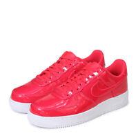 Nike Herren Air Force 1 07 LV8 UV Rot Weiß AJ9505-600 Neu Sneakers Gr.41