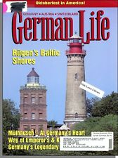 German Life - 2004, October - Rügen's Baltic Shores, Mühlhausen, Hans Hoffmann