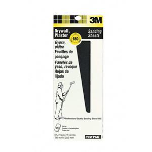 3M Pro-Pak Drywall Sanding Screens 99439NA, 180 grit