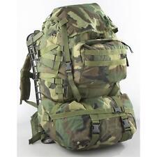 US Genuine MOLLE 2 Light RIFLEMAN Large Backpack Rucksack Assault Field woodland